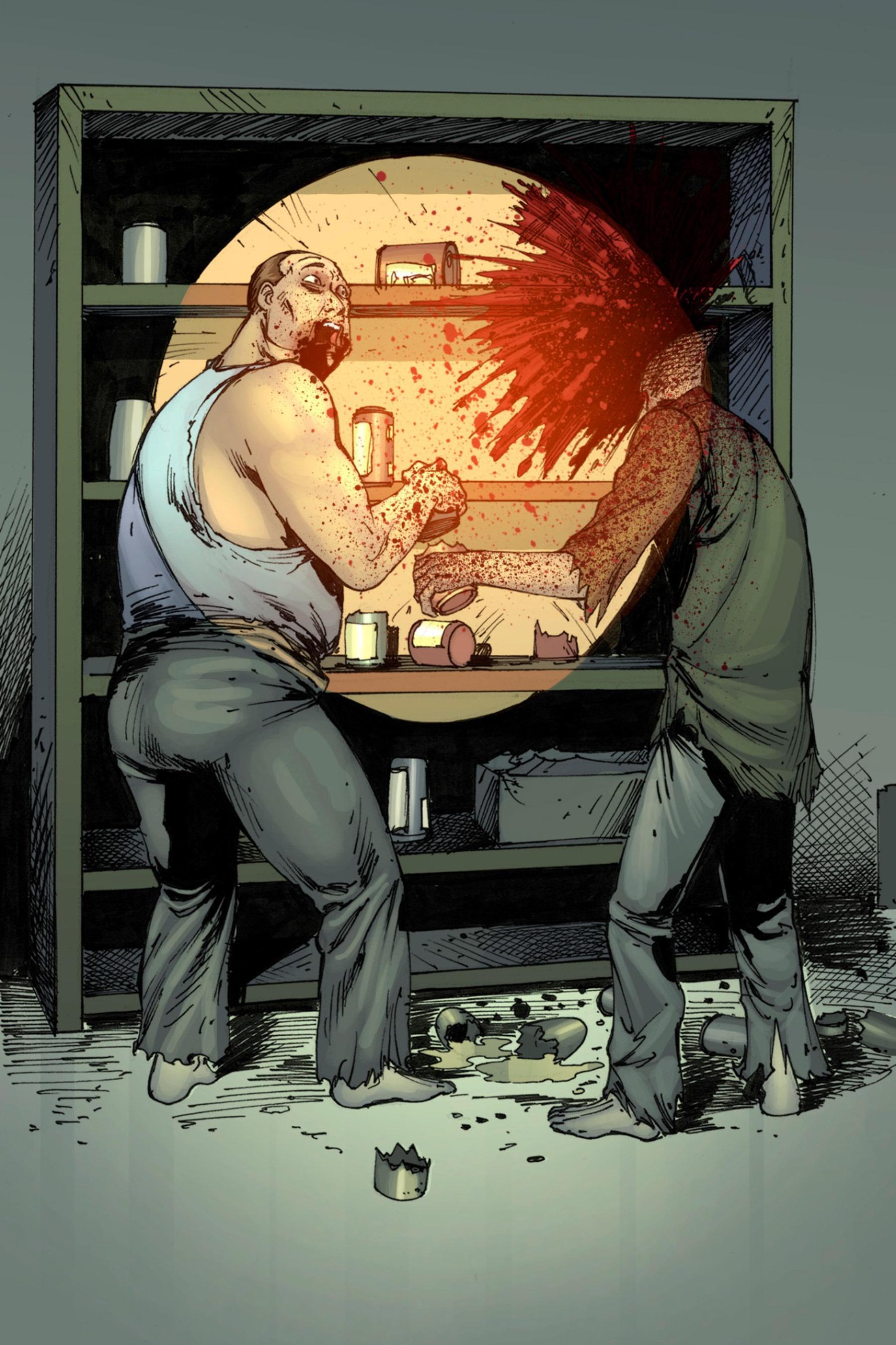 Read online Z-Men comic -  Issue #3 - 76