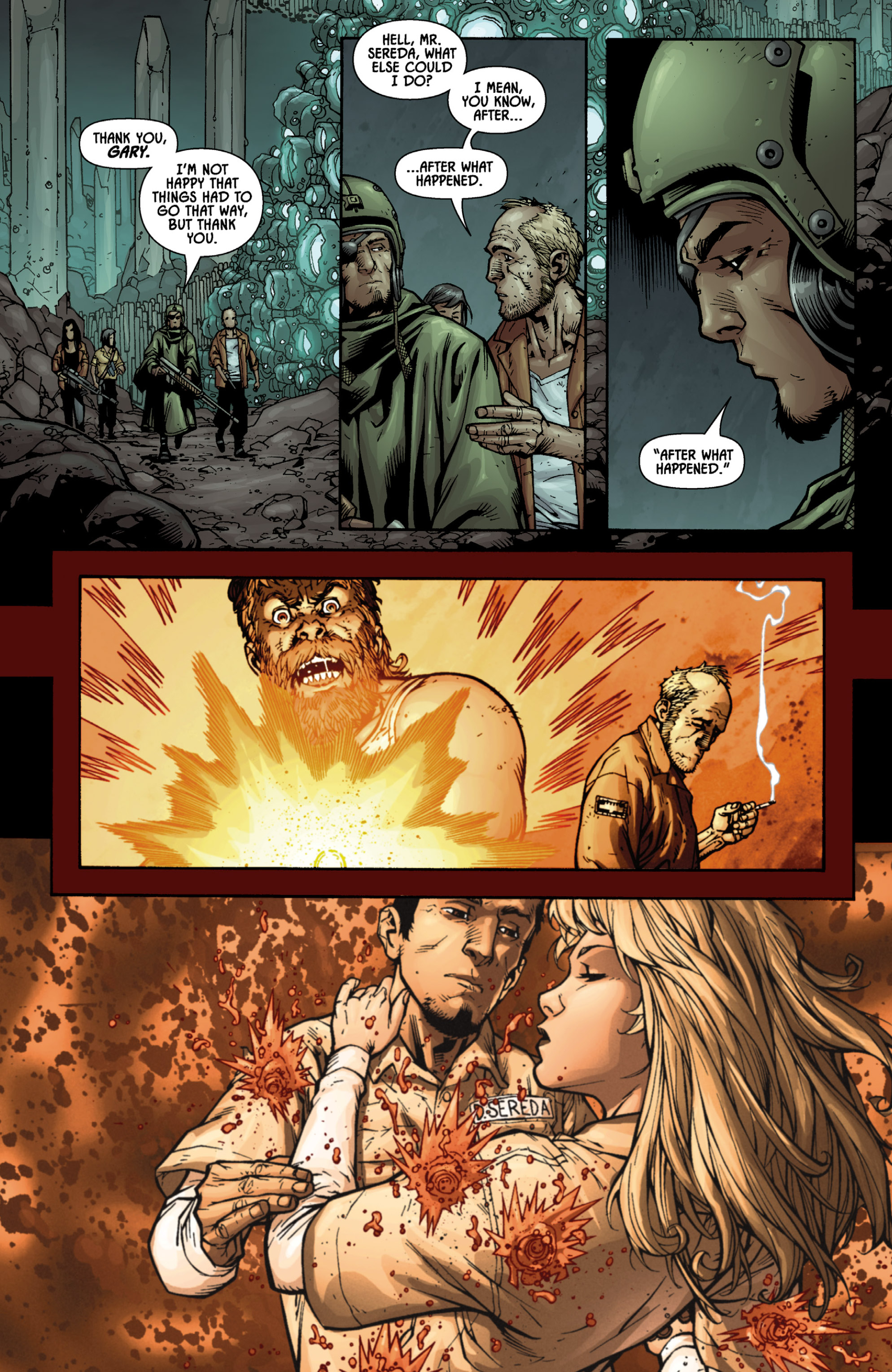 Aliens (2009) TPB Page 79