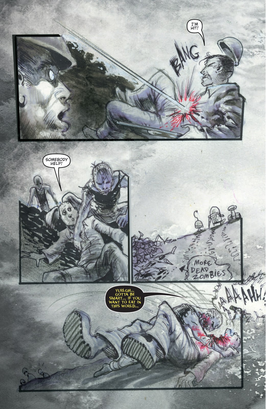 Zombies vs. Robots (2006) _Annual 1 Page 10
