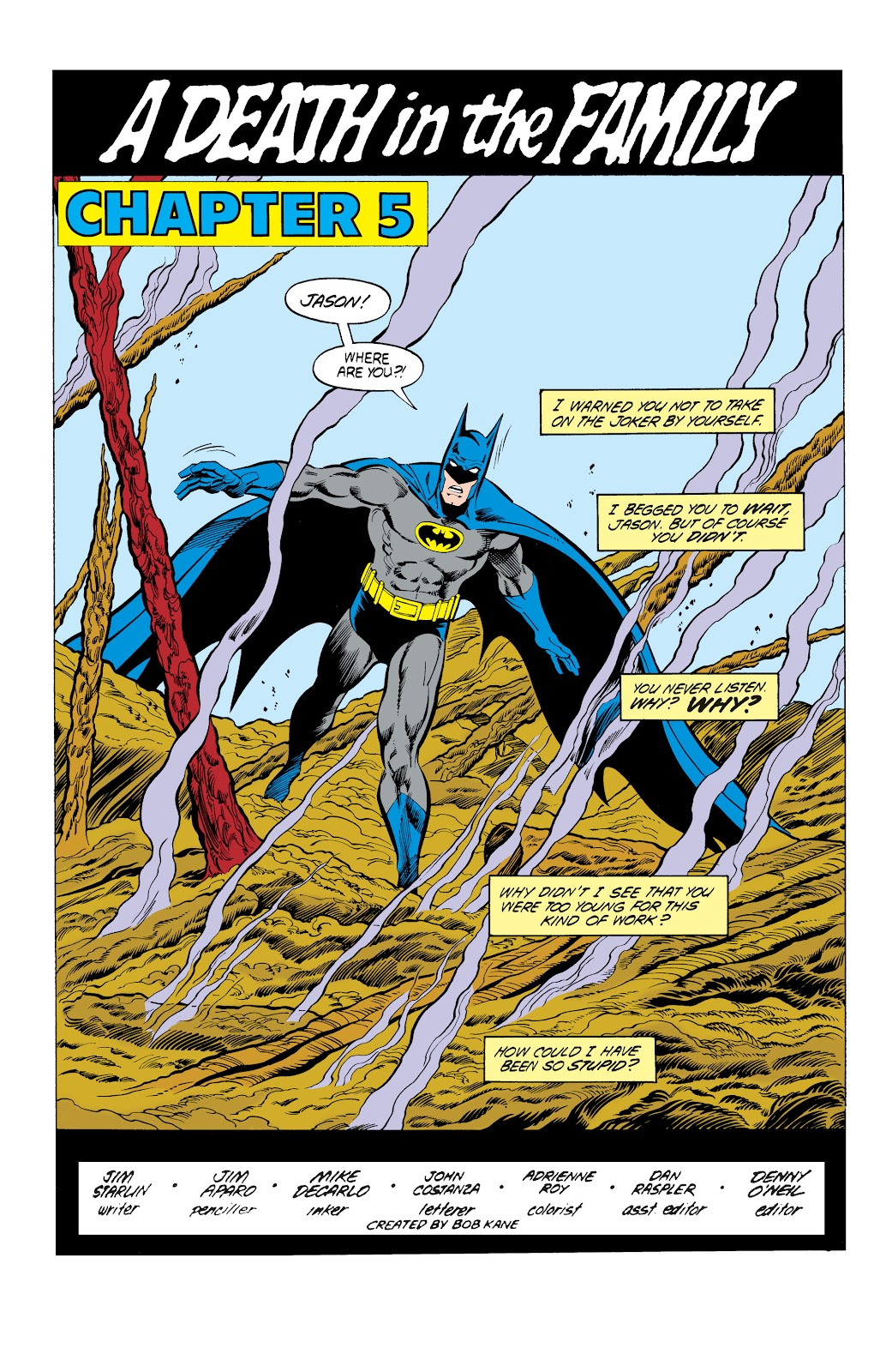 Batman: A Death in the Family Full #1 - English 99