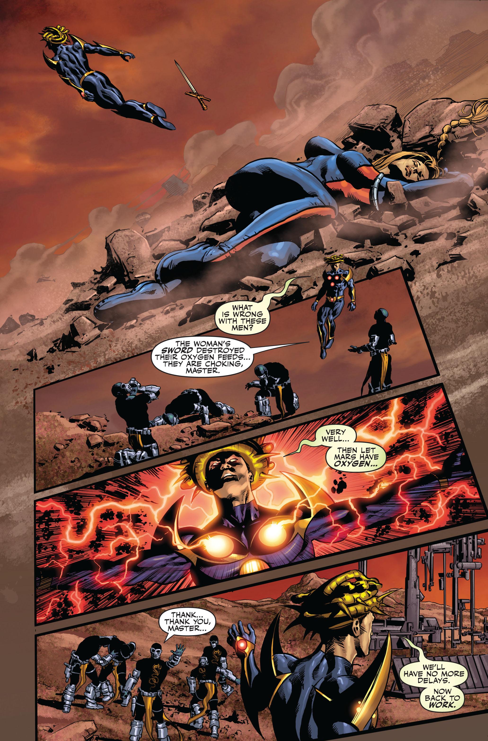 Read online Secret Avengers (2010) comic -  Issue #3 - 11