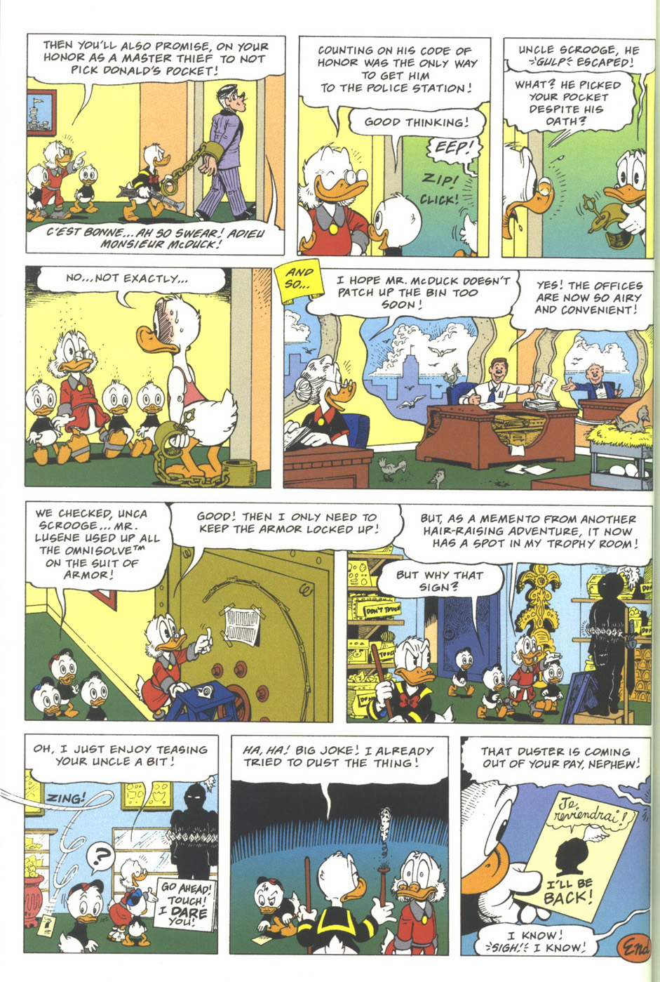 Uncle Scrooge (1953) Issue #314 #314 - English 28