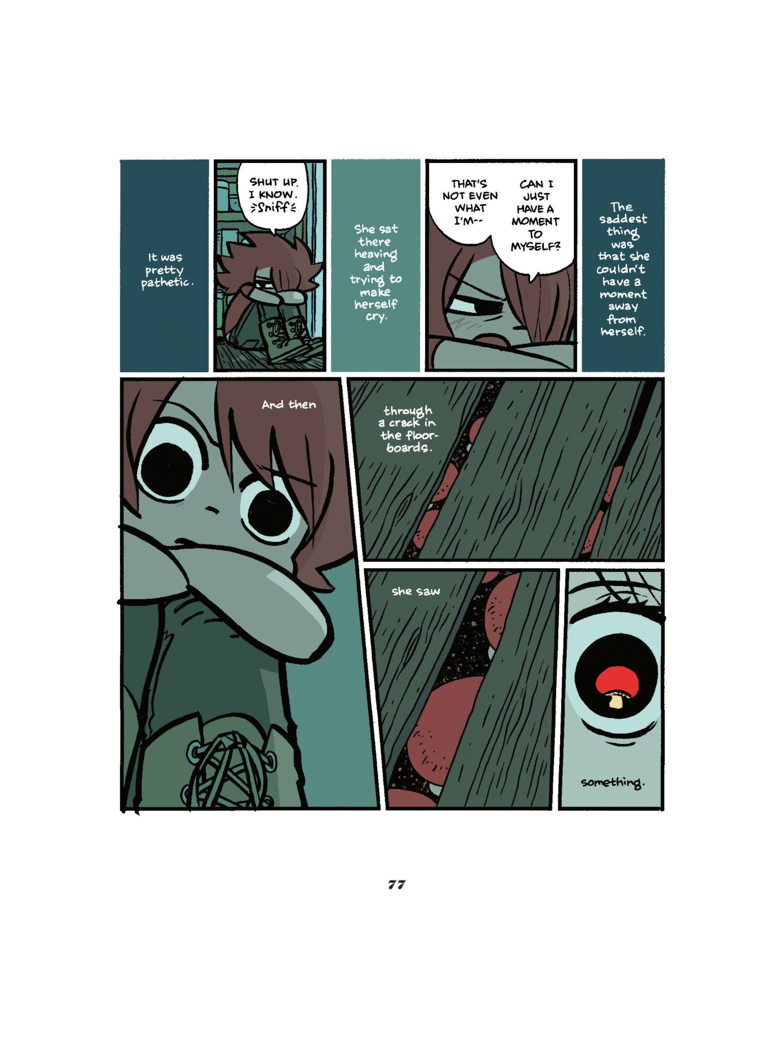 Read online Seconds comic -  Issue # Full - 79