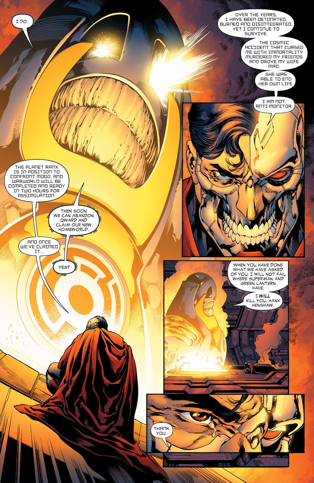 Green Lantern: The Sinestro Corps War Full #1 - English 102