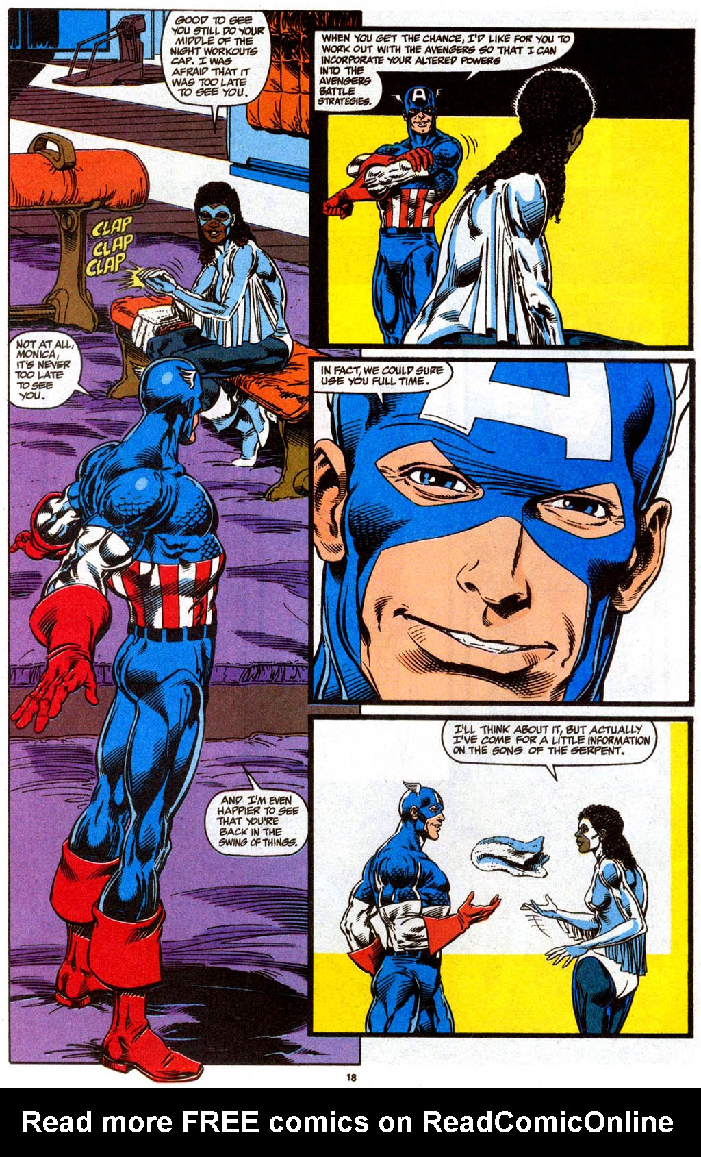 Captain Marvel (1989) 2 Page 14
