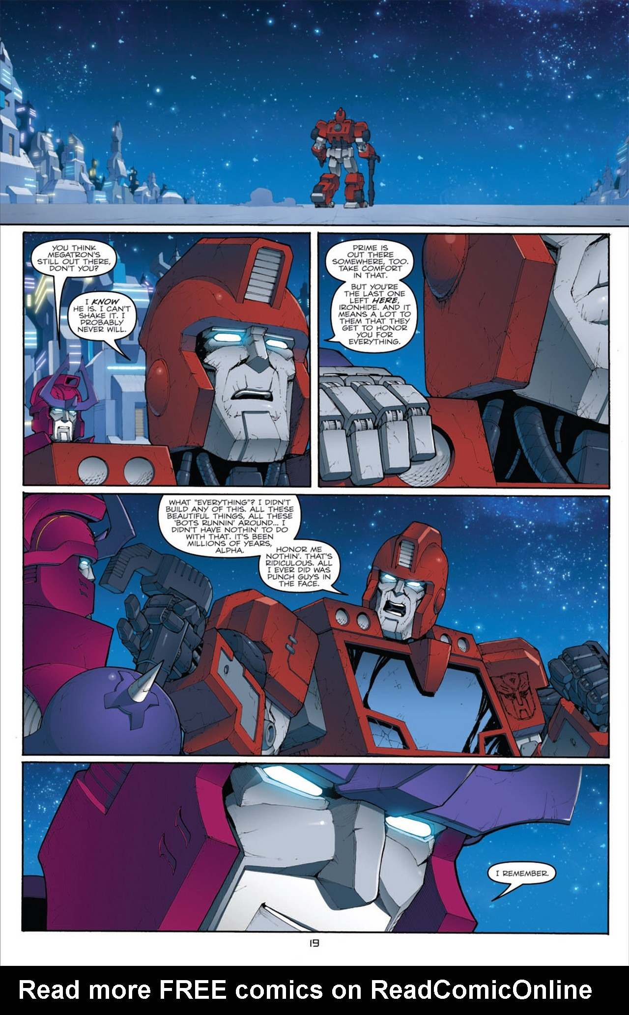 The Transformers (2009) chap 31 pic 23
