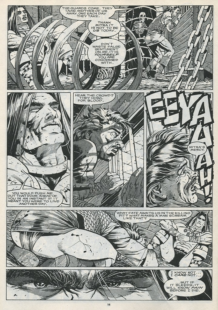 The Savage Sword Of Conan Issue #176 #177 - English 16