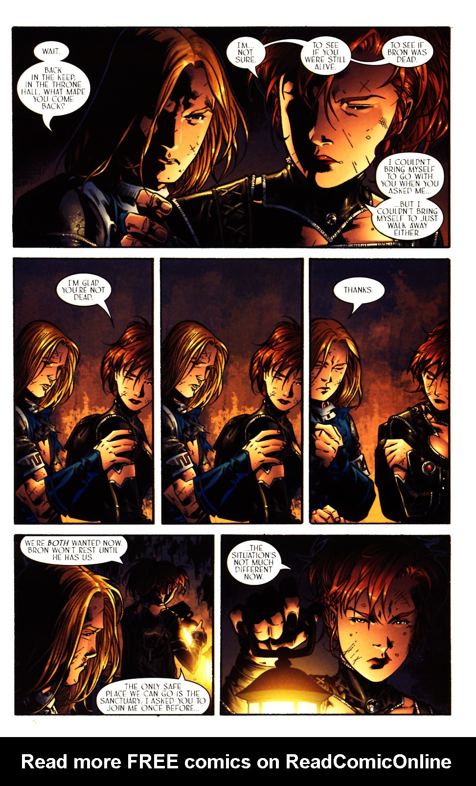 Read online Scion comic -  Issue #14 - 22