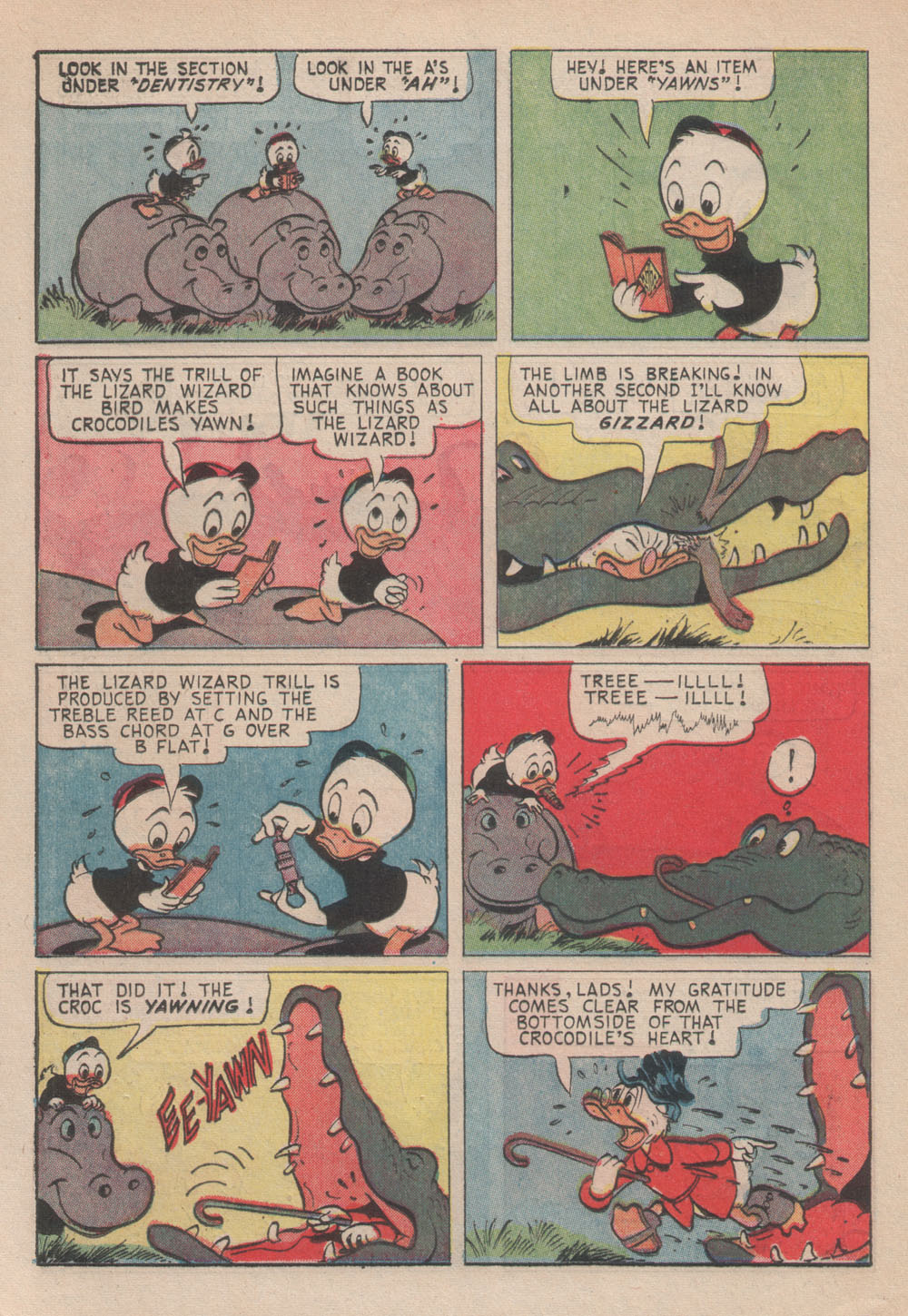 Uncle Scrooge (1953) Issue #61 #61 - English 16