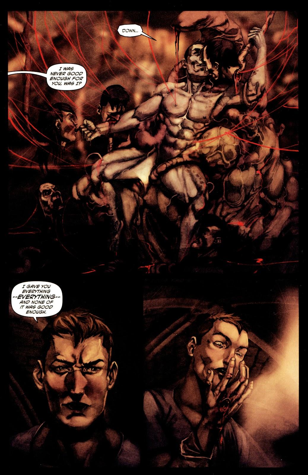 Caligula: Heart of Rome Issue #4 #4 - English 7