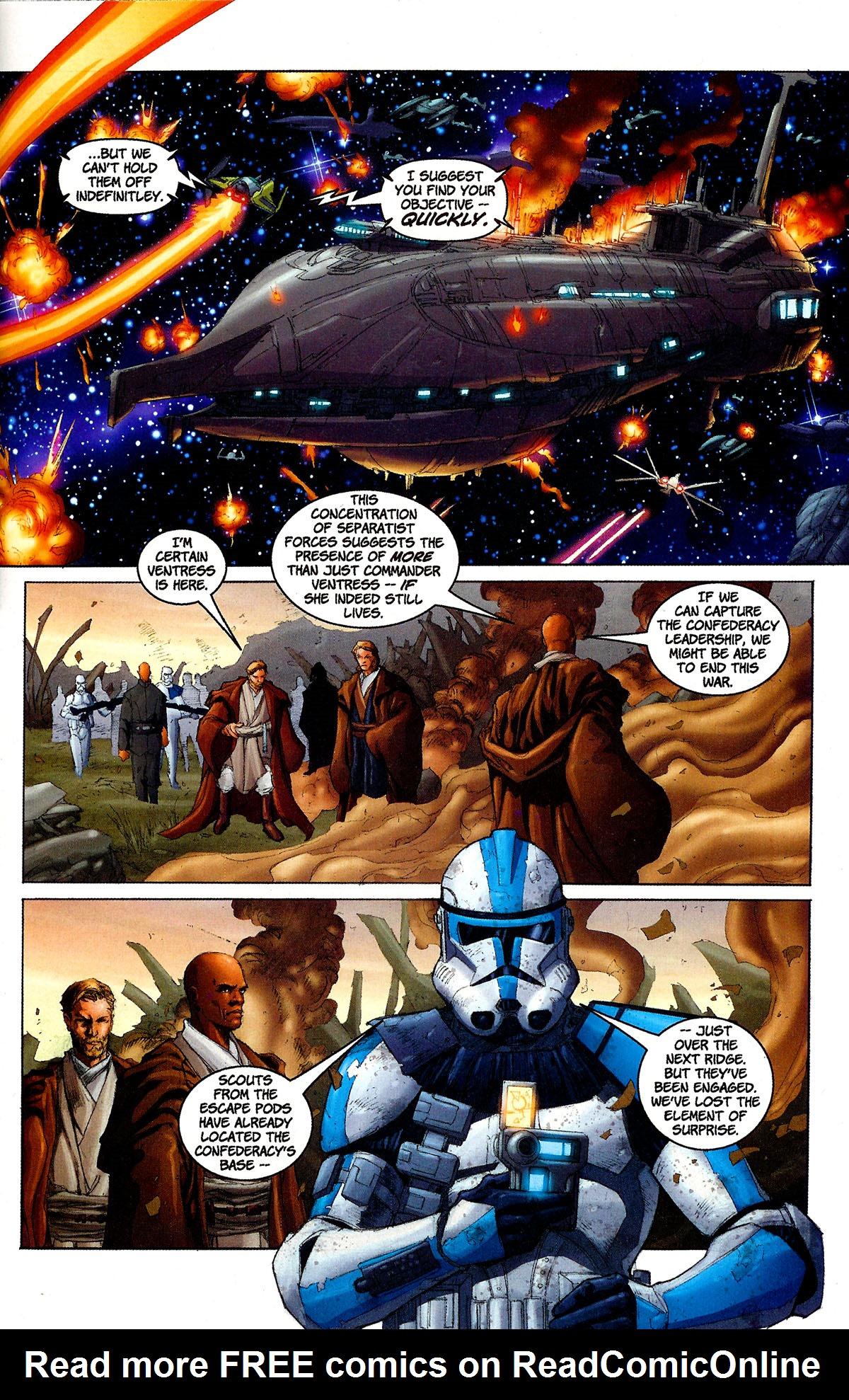 Star Wars: Obsession #4 #4 - English 17