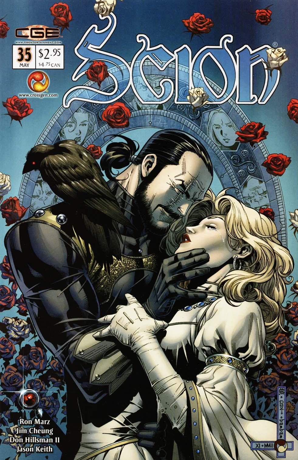 Read online Scion comic -  Issue #35 - 1