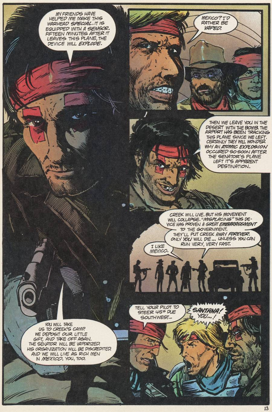 Read online Scout comic -  Issue #20 - 23