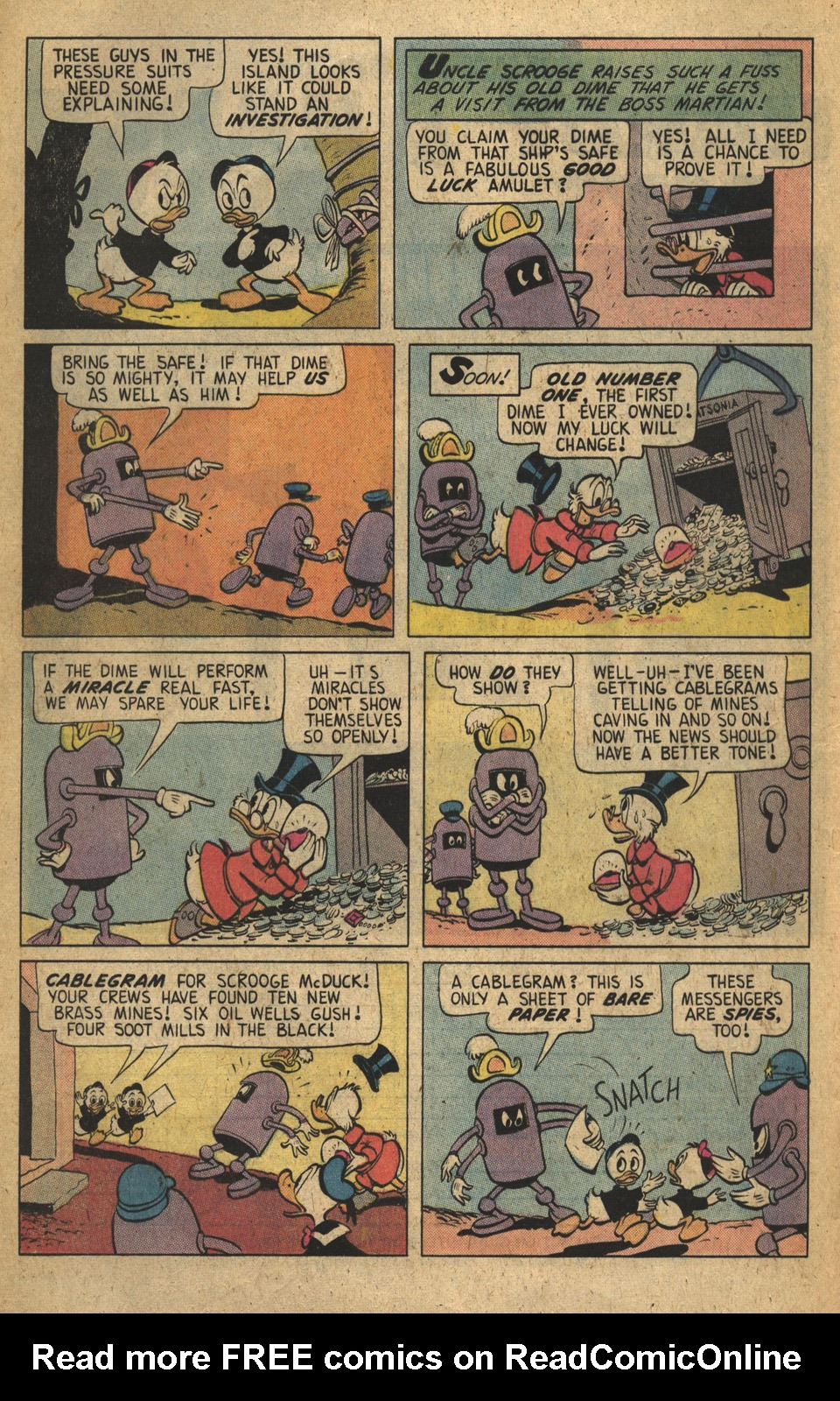 Uncle Scrooge (1953) Issue #149 #149 - English 24