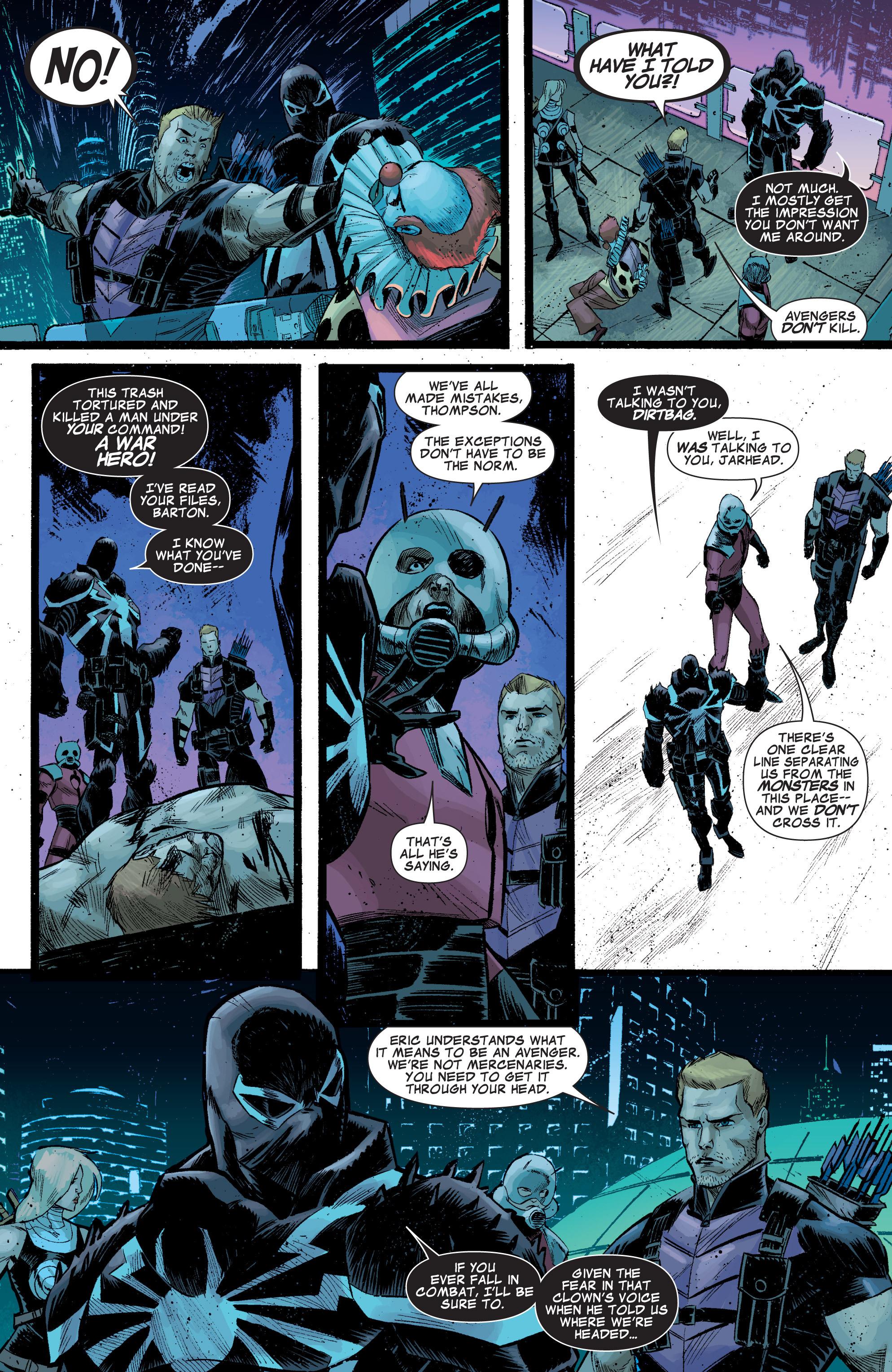 Read online Secret Avengers (2010) comic -  Issue #29 - 16