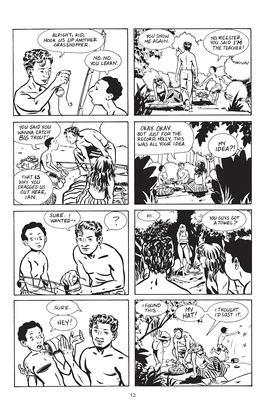 Stray Bullets Issue #11 #11 - English 14
