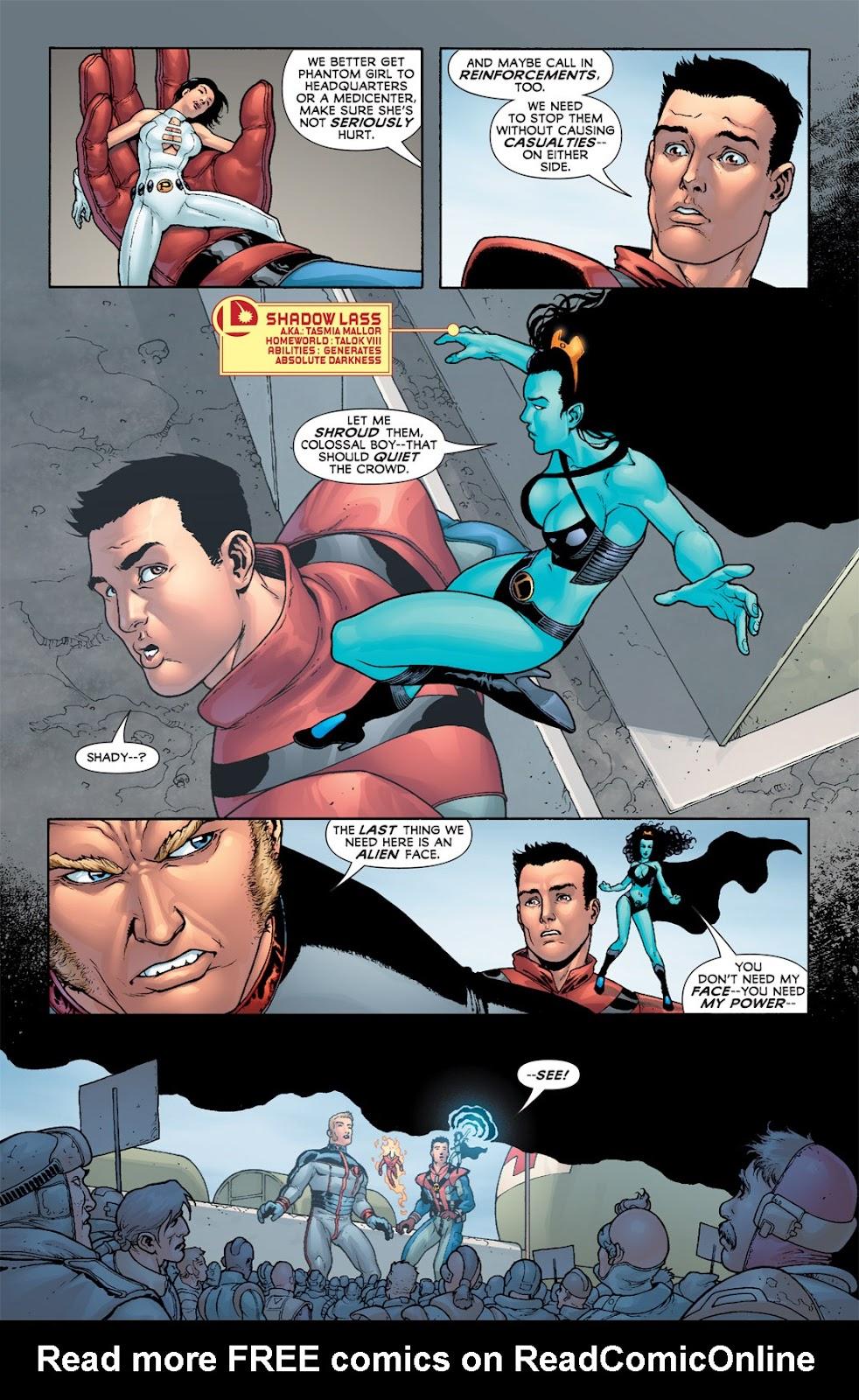 Legion of Super-Heroes (2010) Issue #2 #3 - English 26