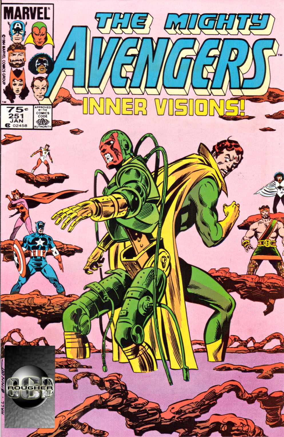 The Avengers (1963) 251 Page 1