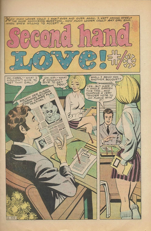 Read online Secret Hearts comic -  Issue #144 - 23