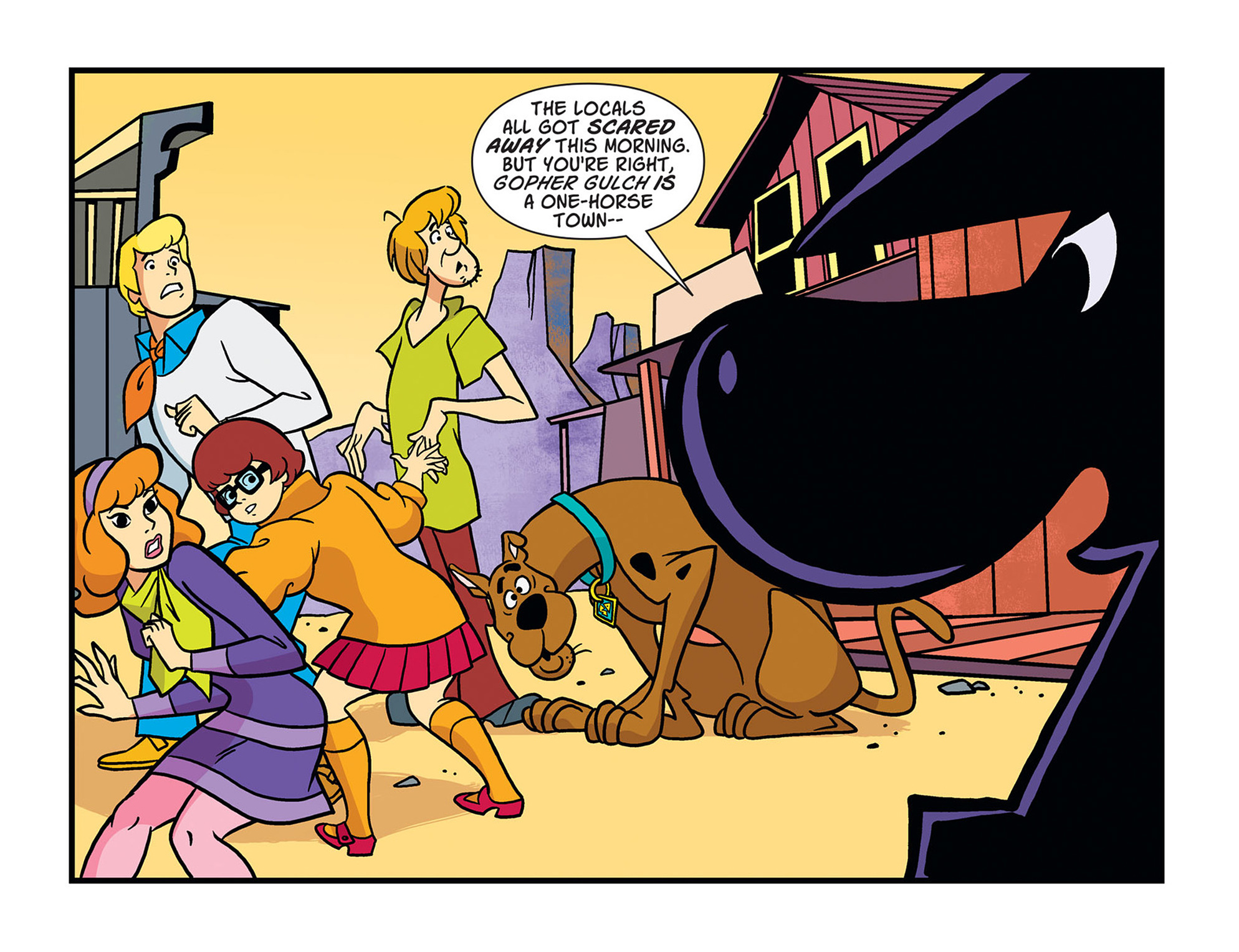 Read online Scooby-Doo! Team-Up comic -  Issue #45 - 6
