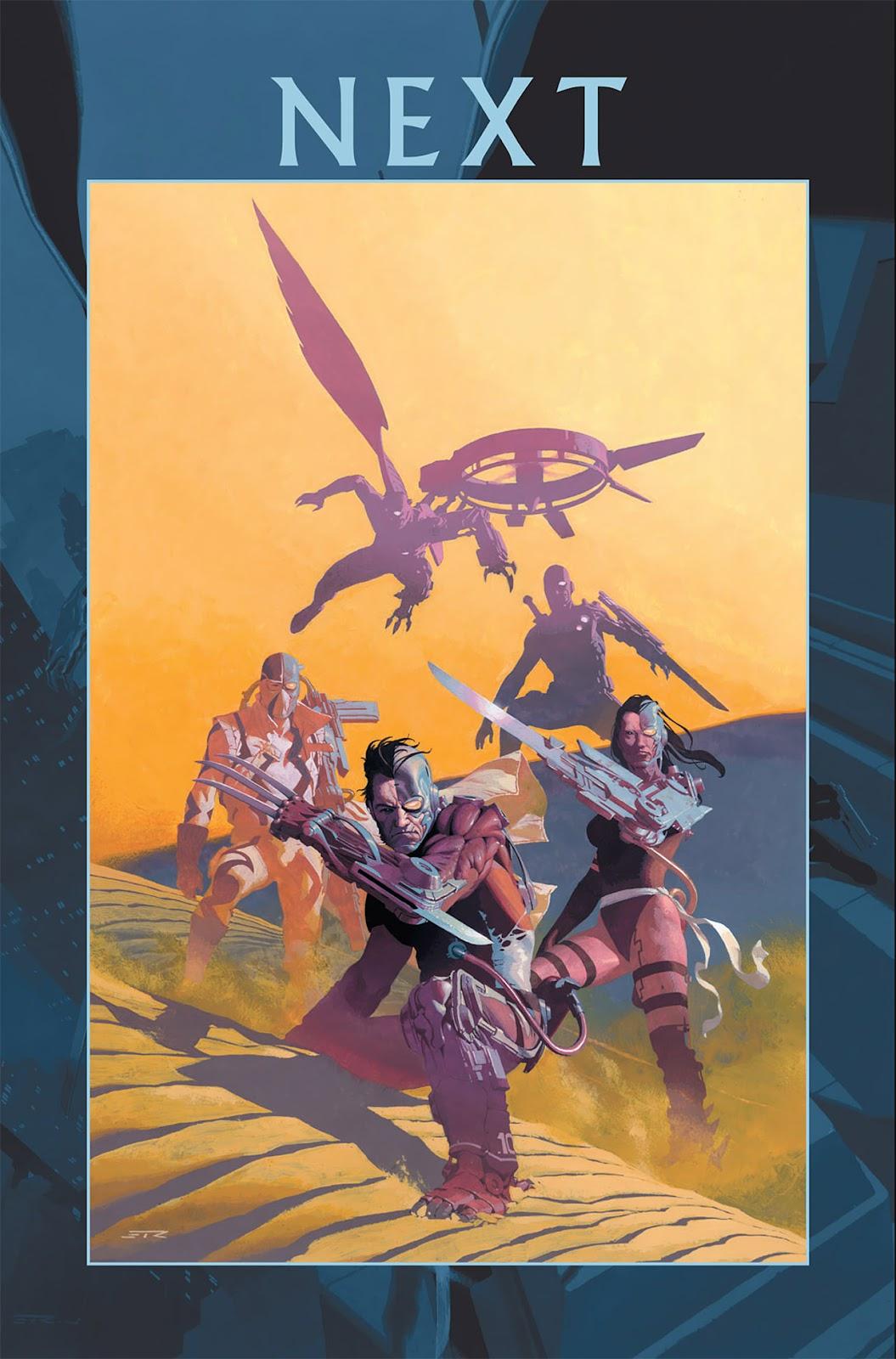 Uncanny X-Force (2010) Issue #5.1 #6 - English 24