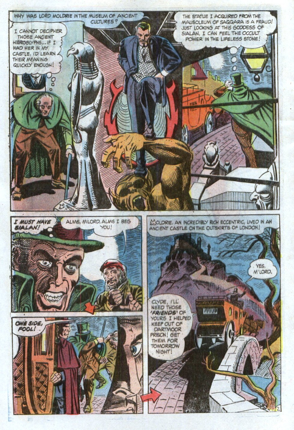 Read online Scary Tales comic -  Issue #23 - 4