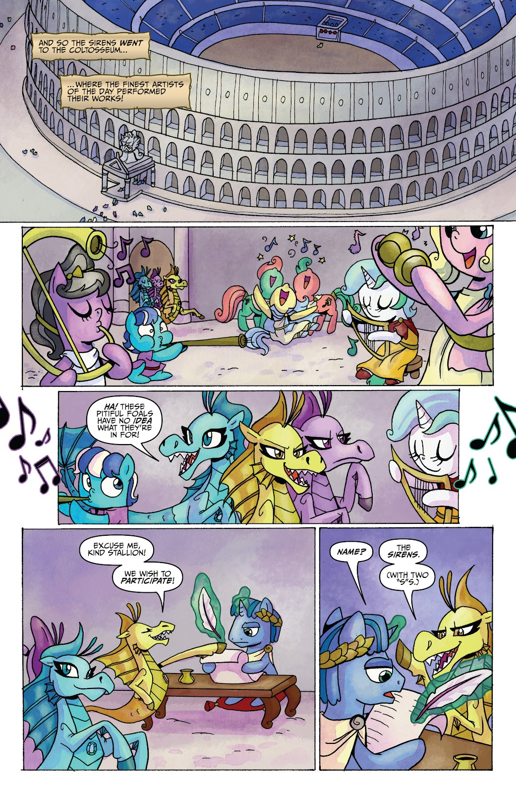 My Little Pony: Fiendship is Magic Issue #3 #3 - English 8