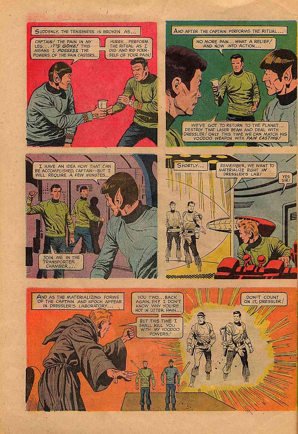 Star Trek (1967) Issue #7 #7 - English 25