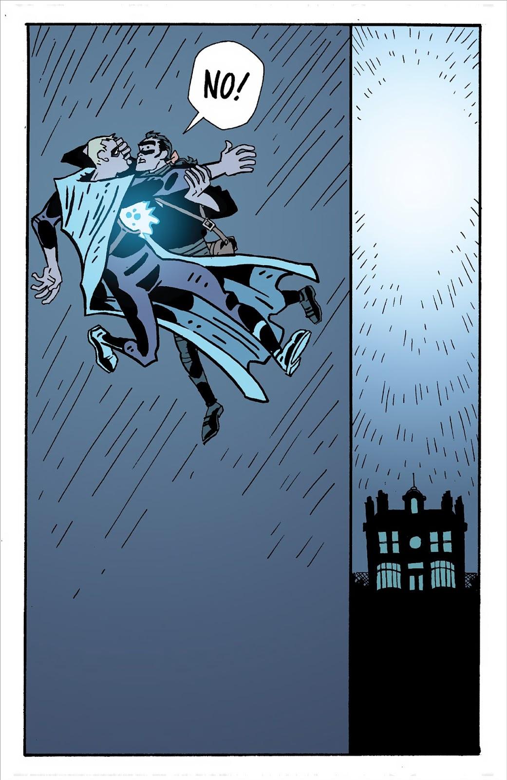 Mudman Issue #3 #3 - English 7