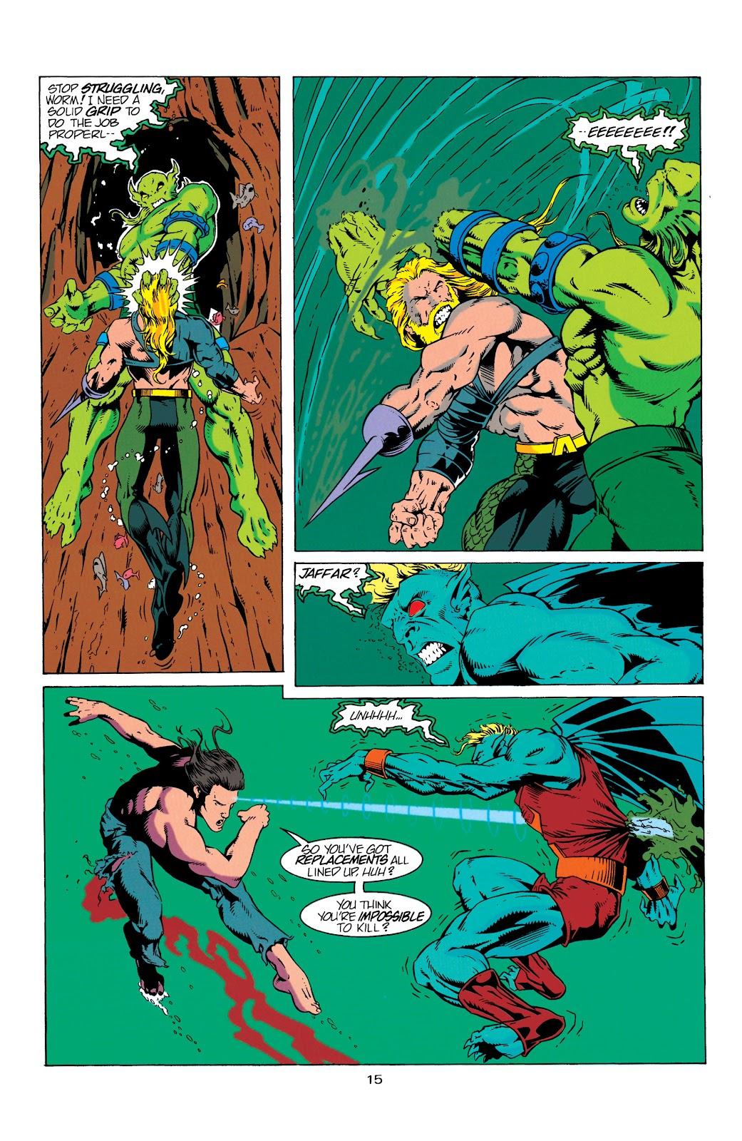 Aquaman (1994) Issue #7 #13 - English 16