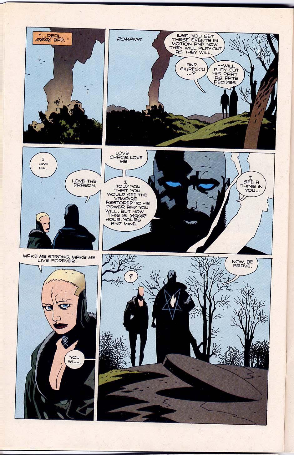Hellboy: Wake the Devil Issue #4 #4 - English 14