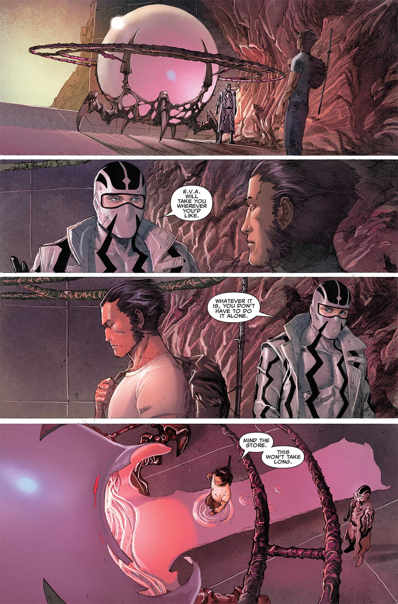 Uncanny X-Force (2010) #9 #28 - English 17