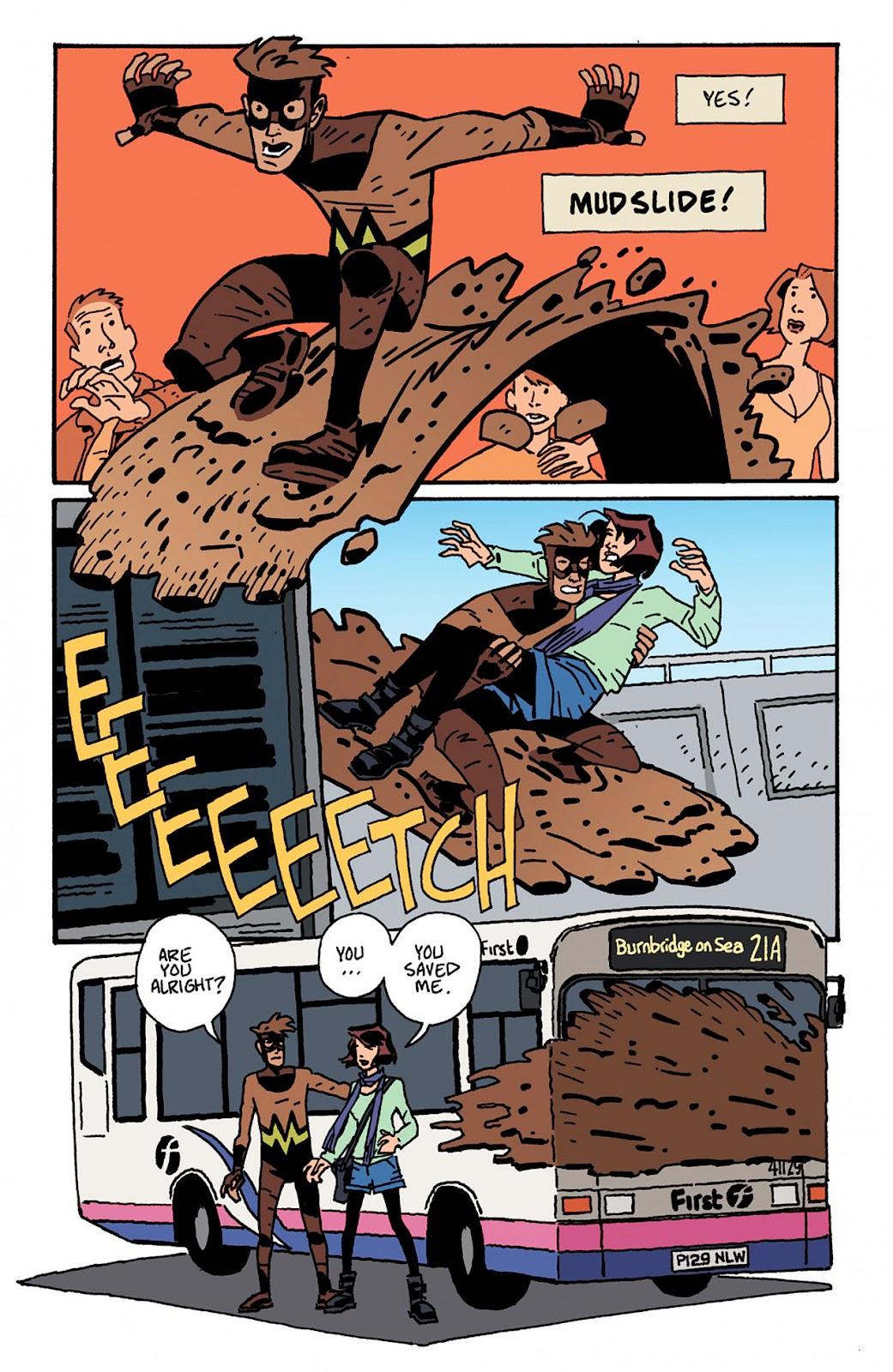 Mudman Issue #4 #4 - English 10