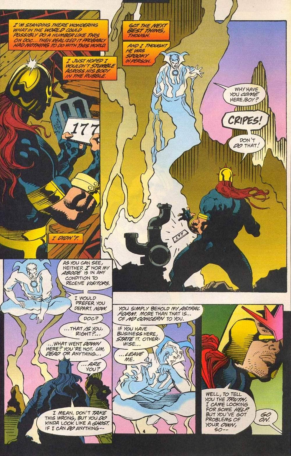 Read online Secret Defenders comic -  Issue #11 - 5