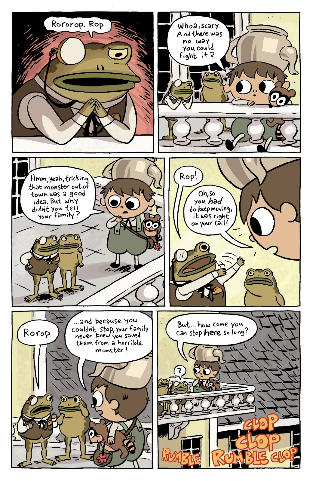 Over the Garden Wall (2016) Issue #12 #12 - English 7