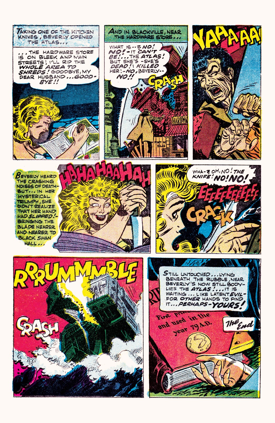 Haunted Horror Issue #26 #26 - English 25