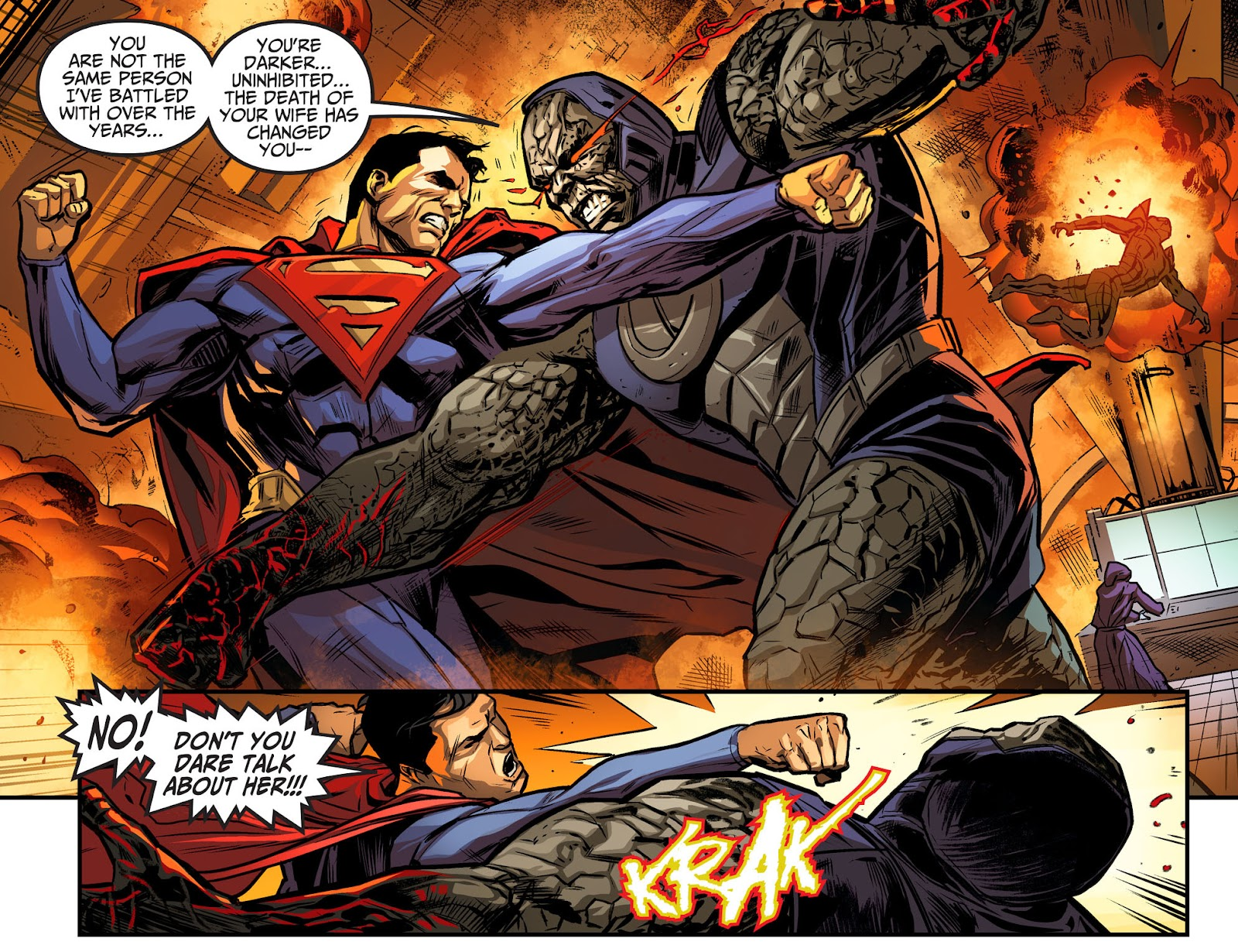 Injustice: Gods Among Us Year Four Issue #22 #23 - English 8
