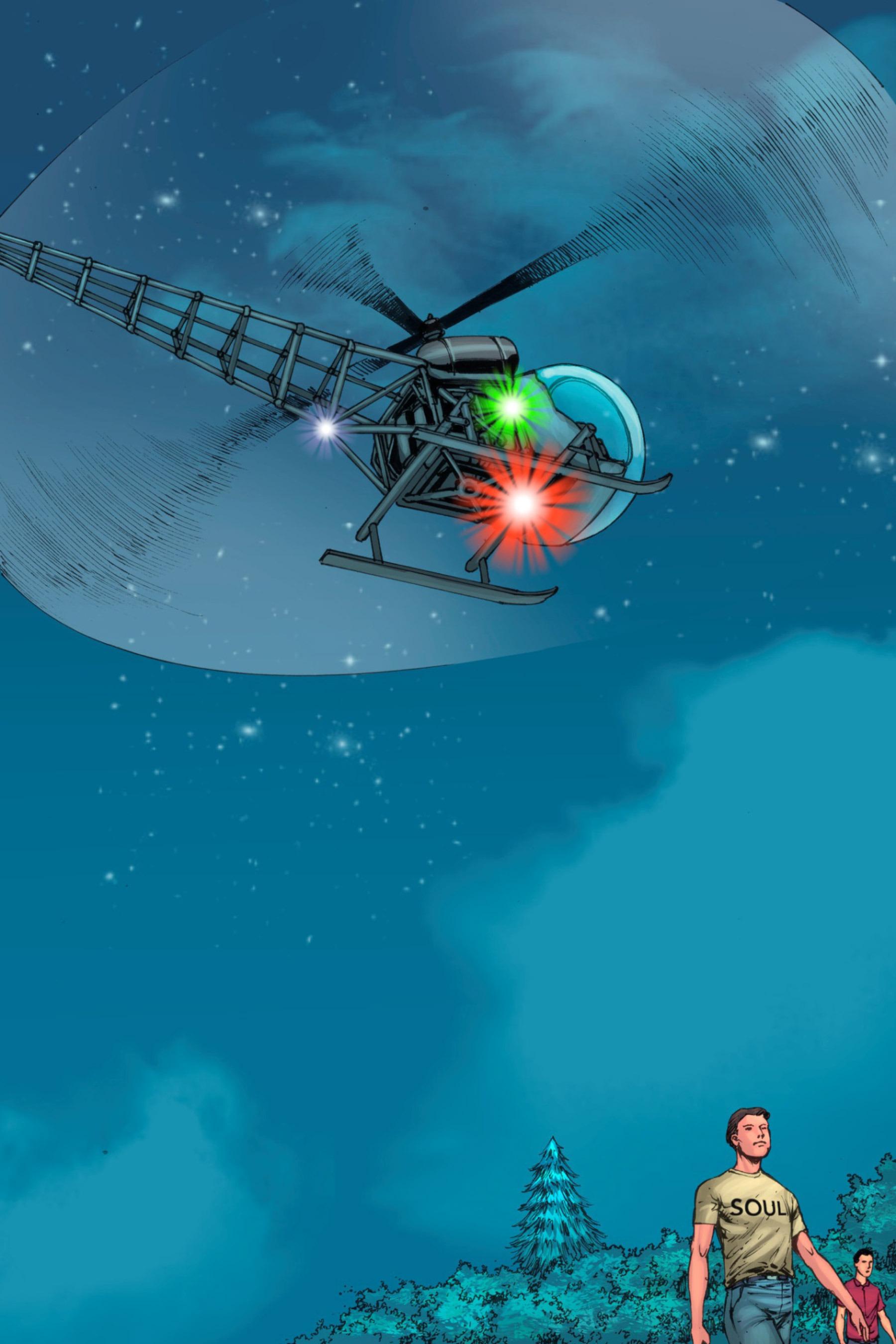 Read online Z-Men comic -  Issue #3 - 54