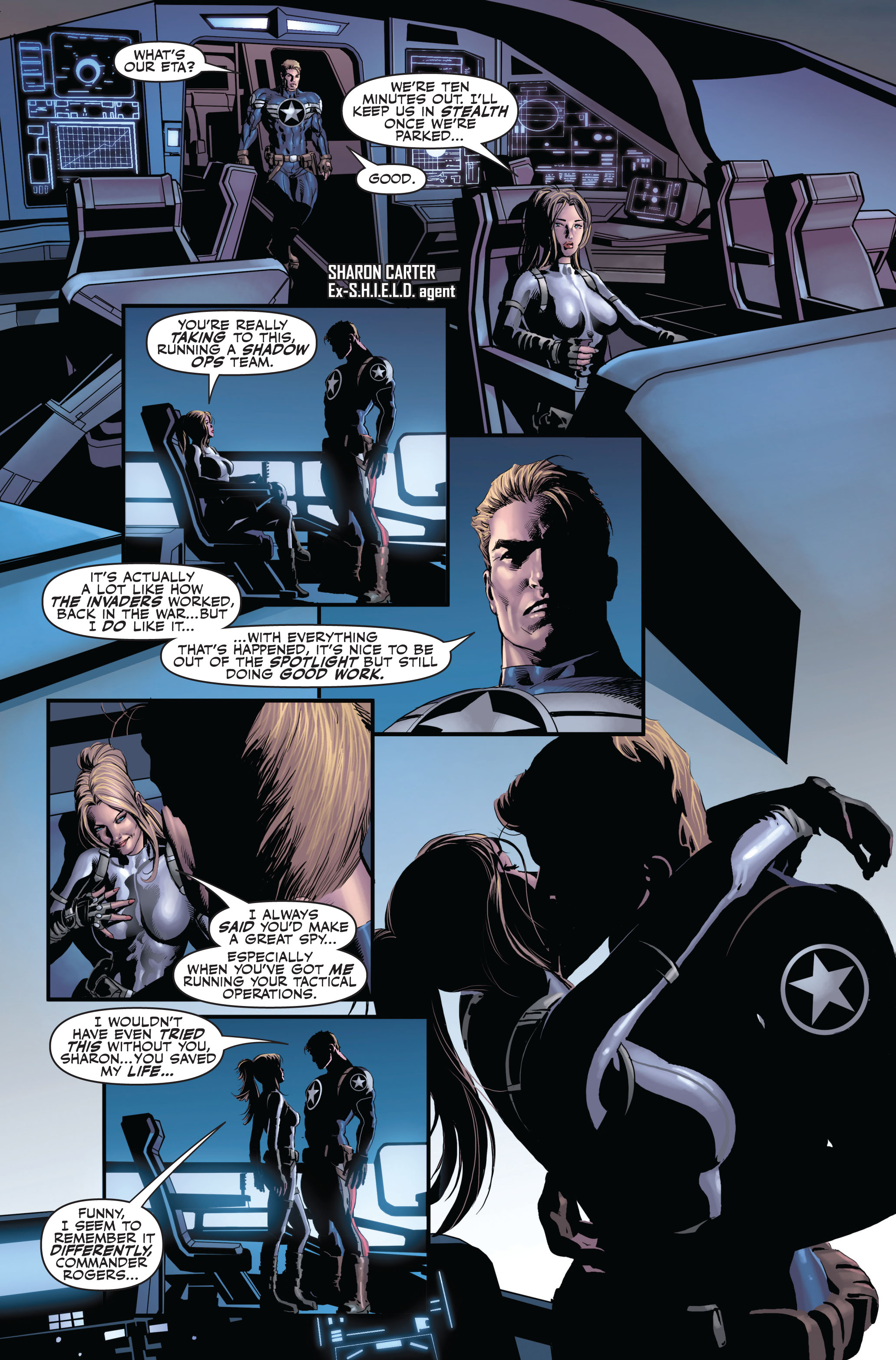 Read online Secret Avengers (2010) comic -  Issue #1 - 11