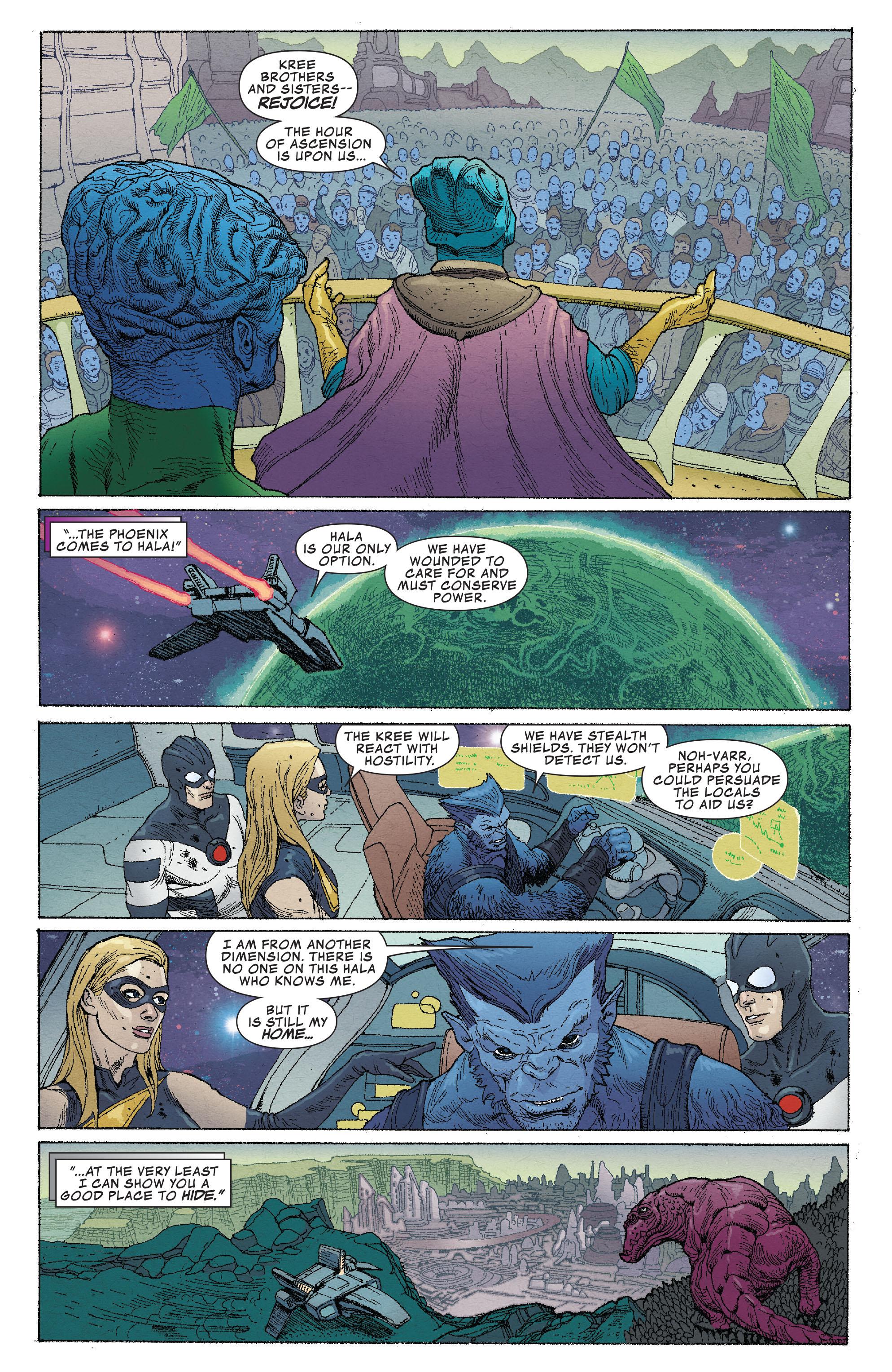 Read online Secret Avengers (2010) comic -  Issue #26 - 17