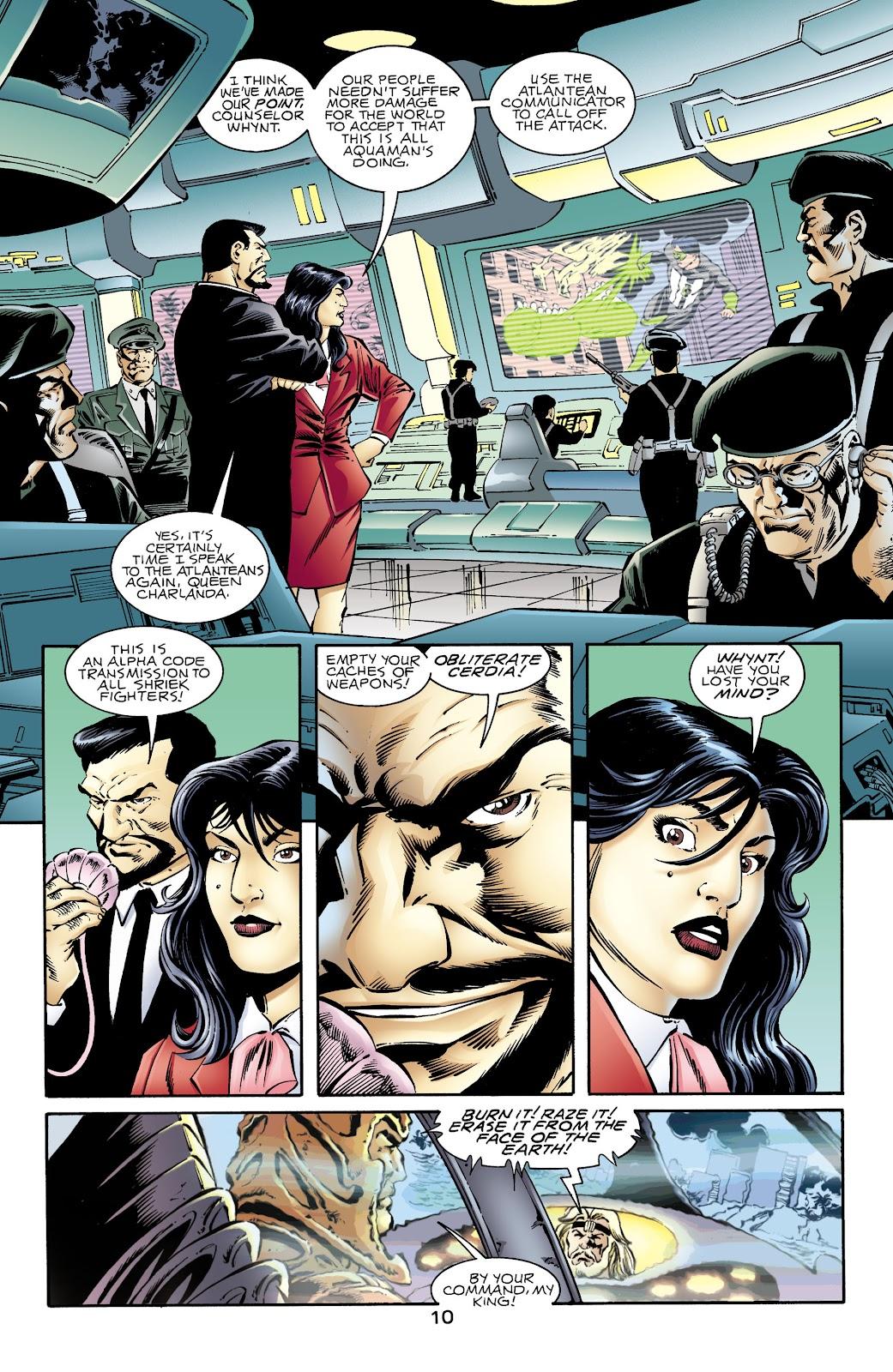 Aquaman (1994) Issue #67 #73 - English 10