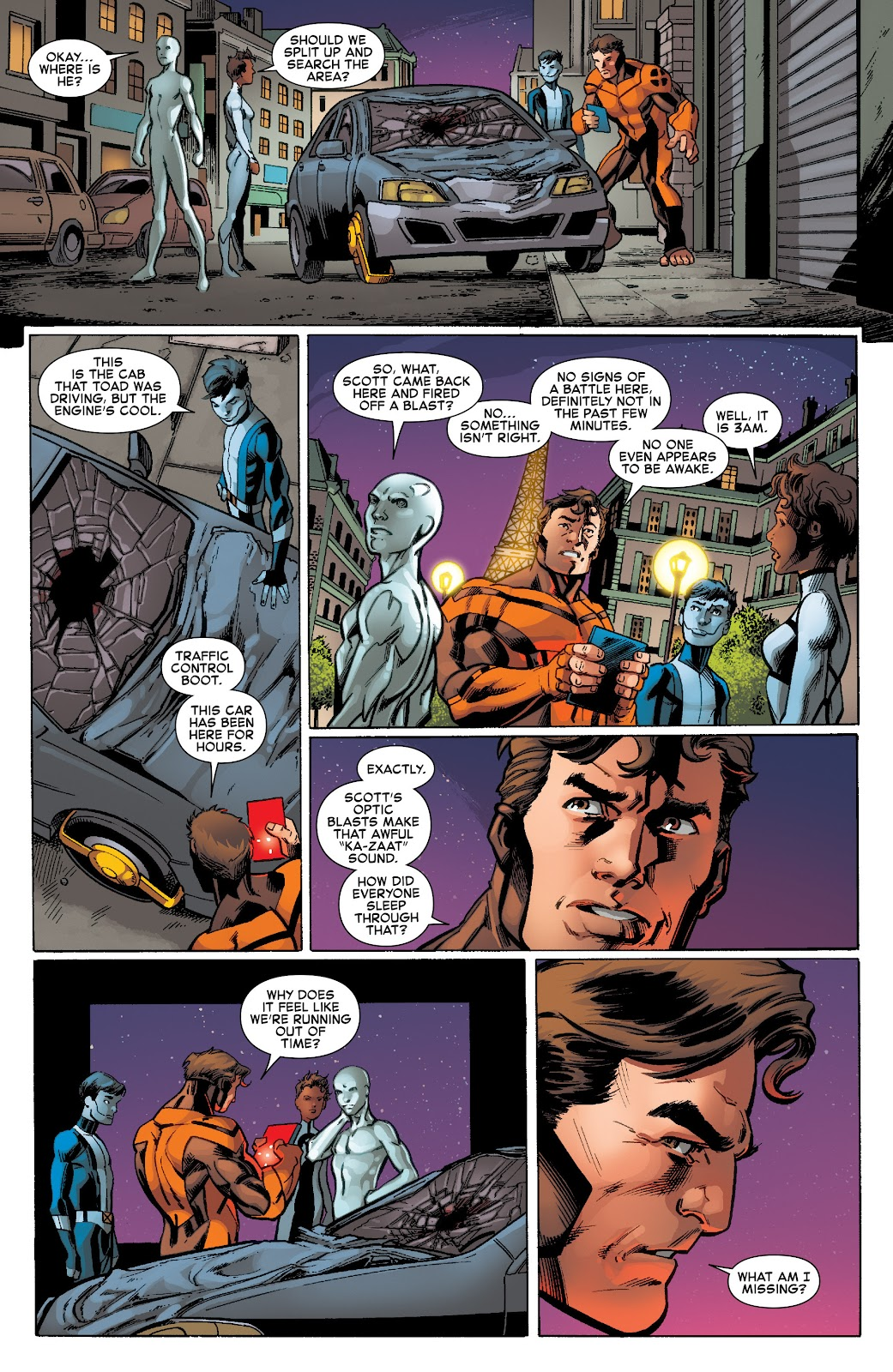 All-New X-Men (2016) Issue #7 #9 - English 16