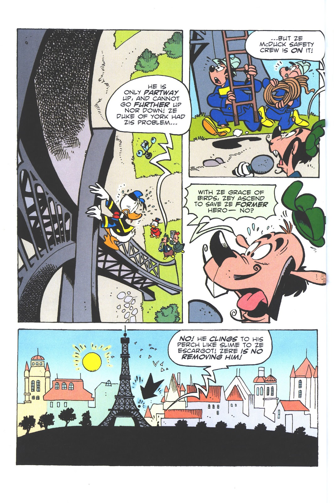 Uncle Scrooge (1953) Issue #381 #381 - English 12