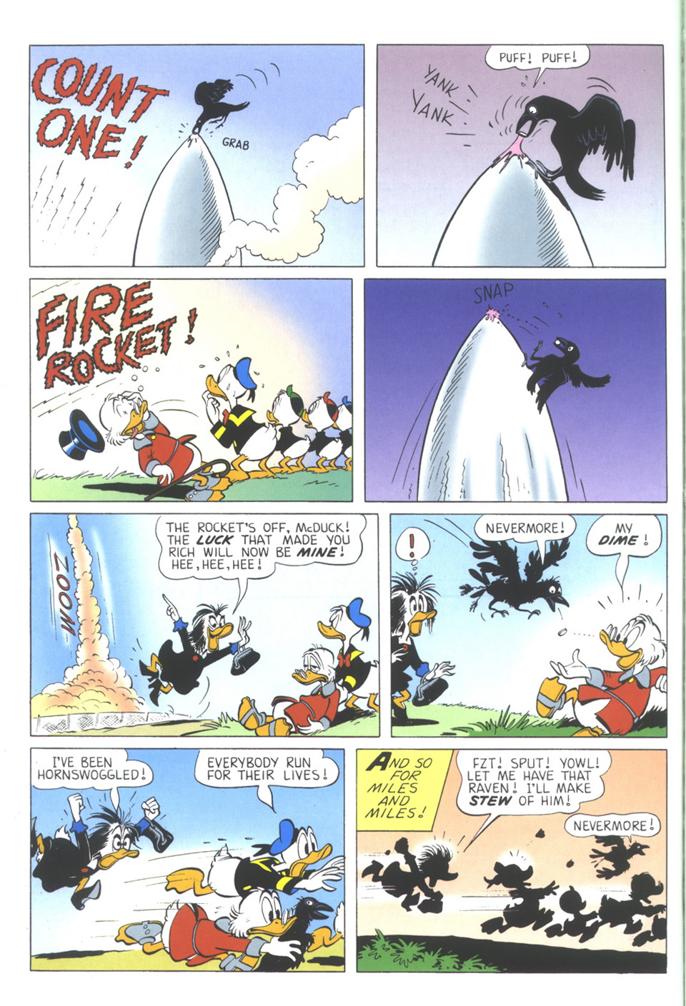 Uncle Scrooge (1953) Issue #342 #342 - English 66