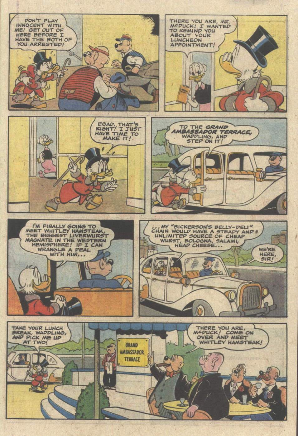 Uncle Scrooge (1953) Issue #235 #235 - English 29