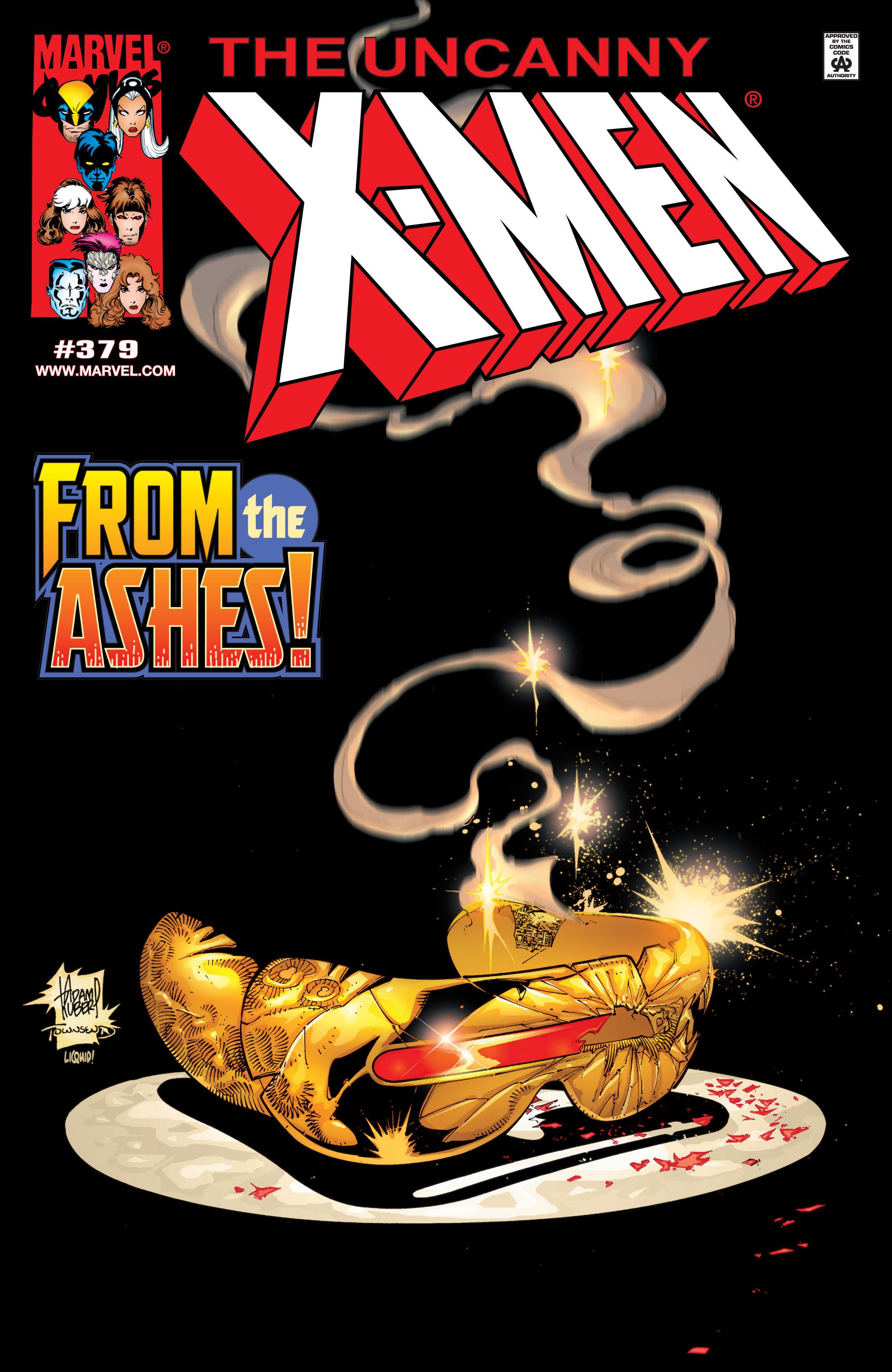 Uncanny X-Men (1963) 379 Page 1