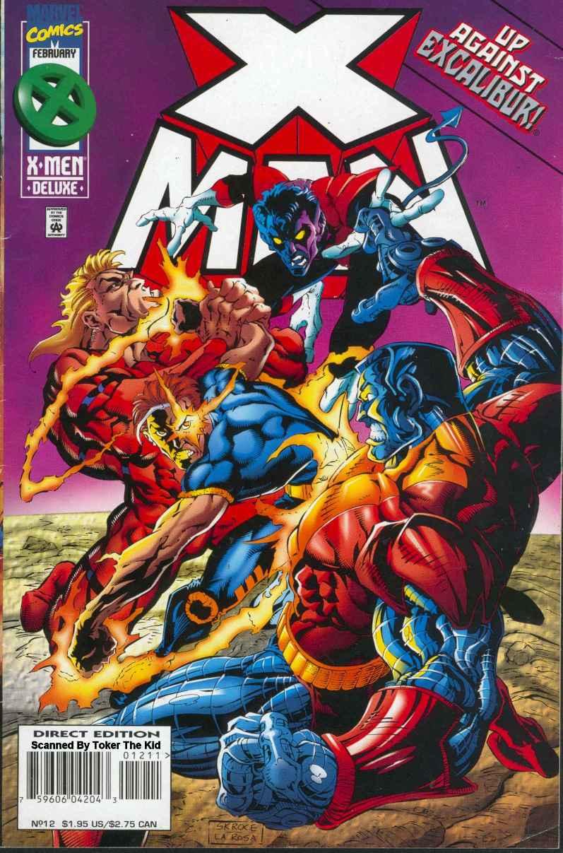 X-Man 12 Page 1