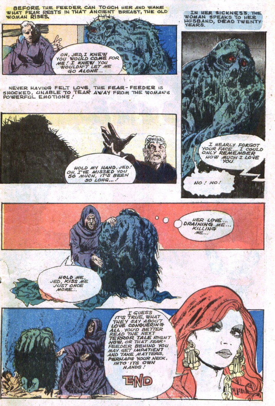 Read online Scary Tales comic -  Issue #4 - 9
