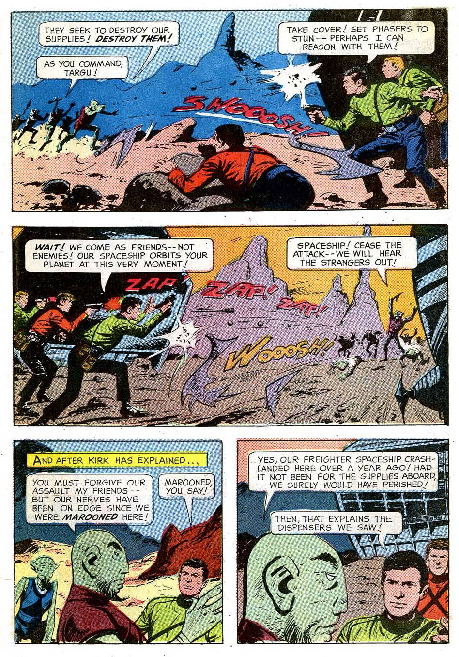 Star Trek (1967) Issue #2 #2 - English 7