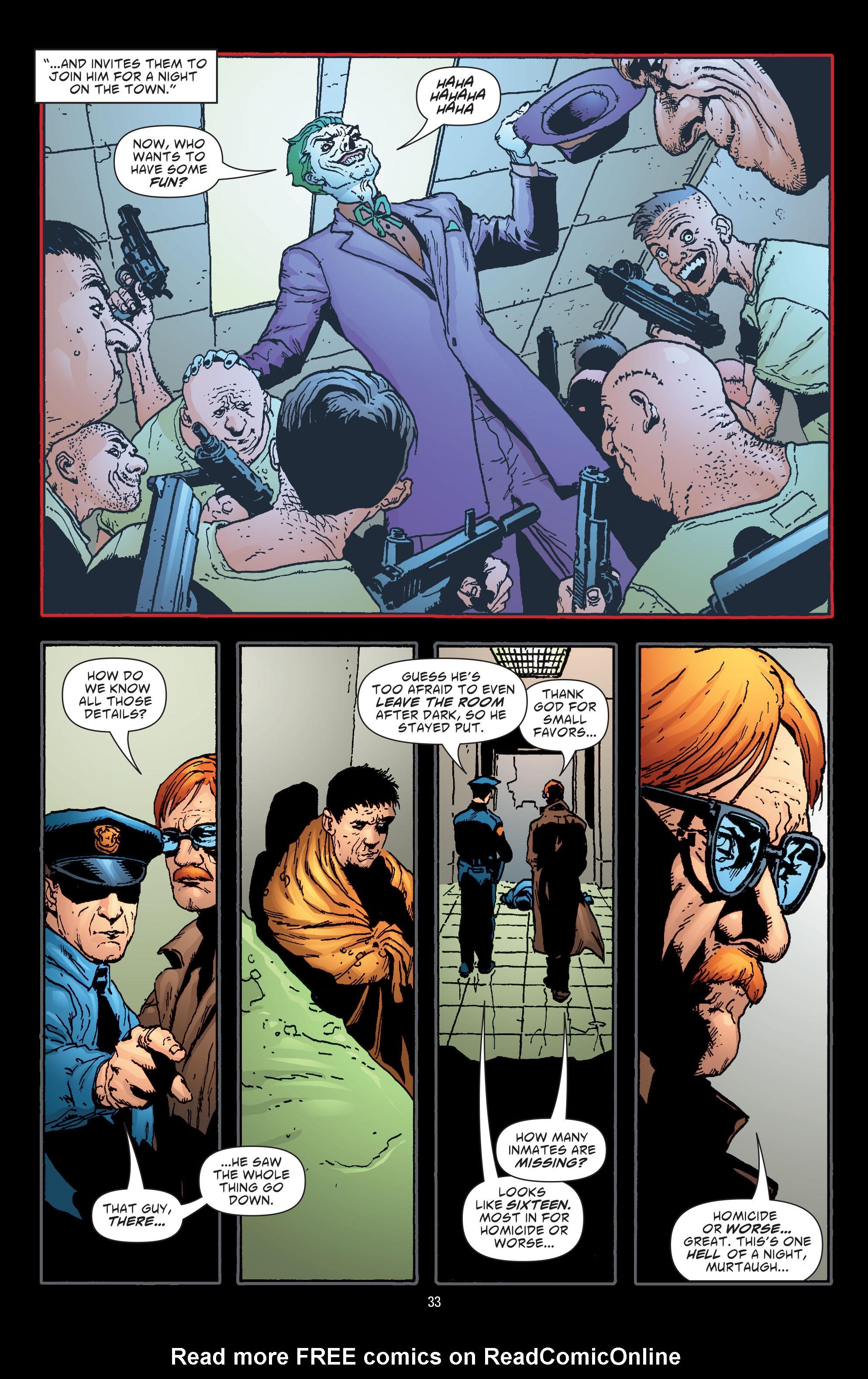 Batman: The Man Who Laughs chap 1 pic 34